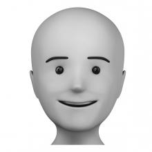 Persona alegre