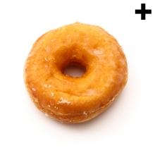 Imagen en la que se ve el plural del concepto donut