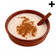 Imagen en la que se ve el plural del concepto arroz con leche
