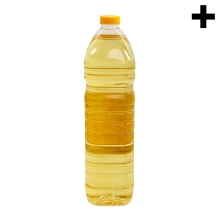 Imagen en la que se ve el plural del concepto botella de girasol