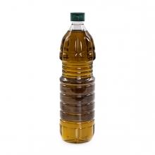 Imagen en la que se ve una botella de aceite de oliva