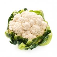 Imagen en la que se ve una coliflor