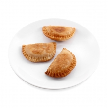 Imagen en la que se ve un plato de empanadillas