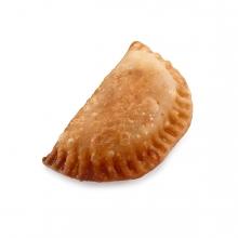 Imagen en la que se ve una empanadilla