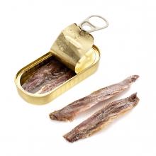 Imagen en la que se ve una lata de anchoas