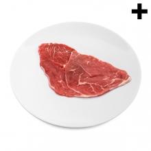 Imagen en la que se ve el plural del concepto filete de ternera