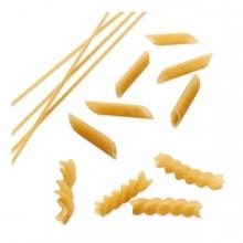 Imagen en la que se ve el concepto de pasta