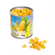 Imagen en la que se ve una lata de maíz dulce