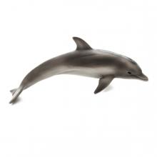Imagen de un delfín de perfil