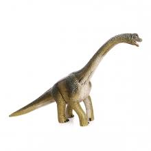 Imagen en la que aparece un diplodocus