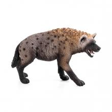 Imagen en la que se ve una hiena
