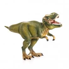 Imagen en la que se ve un tiranosaurio