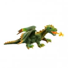 Imagen en la que se ve un dragón