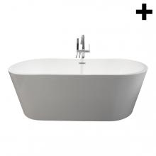 Imagen en la que se ve el plural del concepto bañera