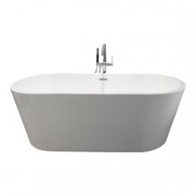 Imagen en la que se ve una bañera