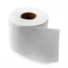 Imagen en la que se ve un rollo de papel higiénico