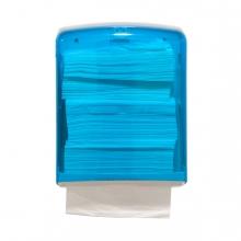 Imagen en la que se ve un dispensador de papel