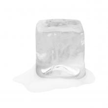 Imagen en la que se ve un cubito de hielo