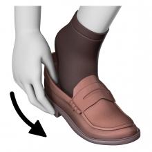 Imagen del verbo calzar