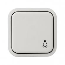 Imagen en la que se ve un interruptor de pared