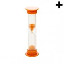 Imagen en la que se ve el plural del concepto reloj de arena