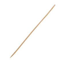 Imagen en la que se ve un palillo de brocheta