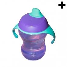 Imagen en la que se ve el plural del concepto vaso con pipeta