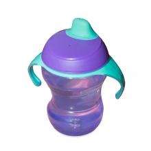 Imagen en la que se ve un vaso con pipeta