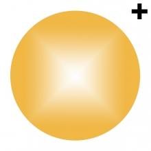 Imagen en la que se ve el plural del concepto dorado