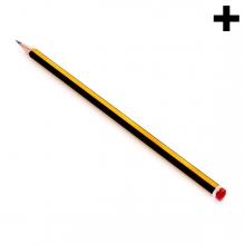 Imagen en la que aparece el plural del concepto lápiz de grafito
