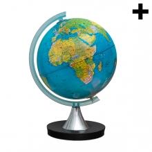 Imagen en la que se ve el plural del concepto globo terráqueo
