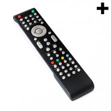 Imagen en la que se ve el plural del concepto mando televisor