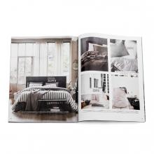 Imagen en la que se ve una revista de decoración