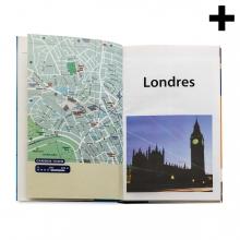 Imagen en la que se ve el plural del concepto guía de viaje