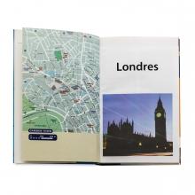 Imagen en la que se ve una guía de viaje