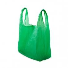Imagen en la que se ve una bolsa de plástico
