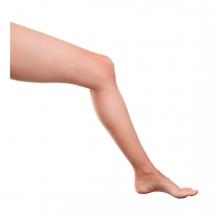 Imagen en la que se ve una pierna
