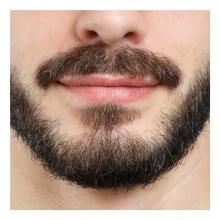 Imagen en la que se ve una barba
