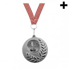 Imagen en la que se ve el plural del concepto medalla de plata