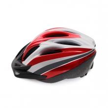 Imagen en la que se ve un casco de ciclista