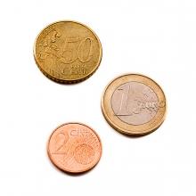 Imagen en la que se ve el plural del concepto moneda