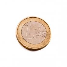 Imagen en la que se ve una moneda