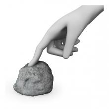 Imagen en la que se ve un objeto duro
