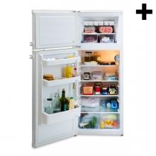 Imagen en la que se ve el plural del concepto frigorífico