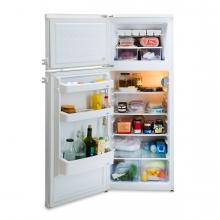 Imagen en la que se ve un frigorífico con la puerta abierta