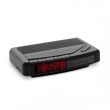 Imagen en la que se ve una radio despertador