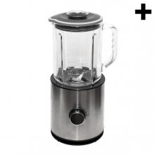 Imagen en la que se ve el plural del concepto batidora de vaso