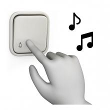 Imagen en la que se ve el concepto encender la música