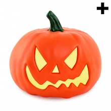 Imagen en la que se ve el plural del concepto calabaza de Halloween