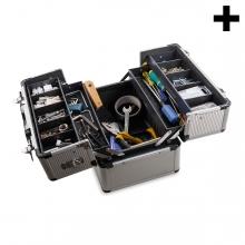 Imagen en la que se ve el plural del concepto caja de herramientas